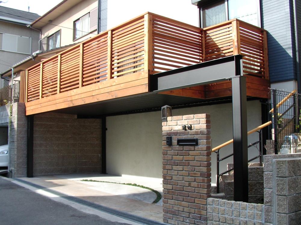 屋外木造施設USJ