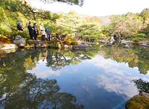 南禅寺にある*山荘