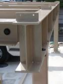 ガレージデッキの構造